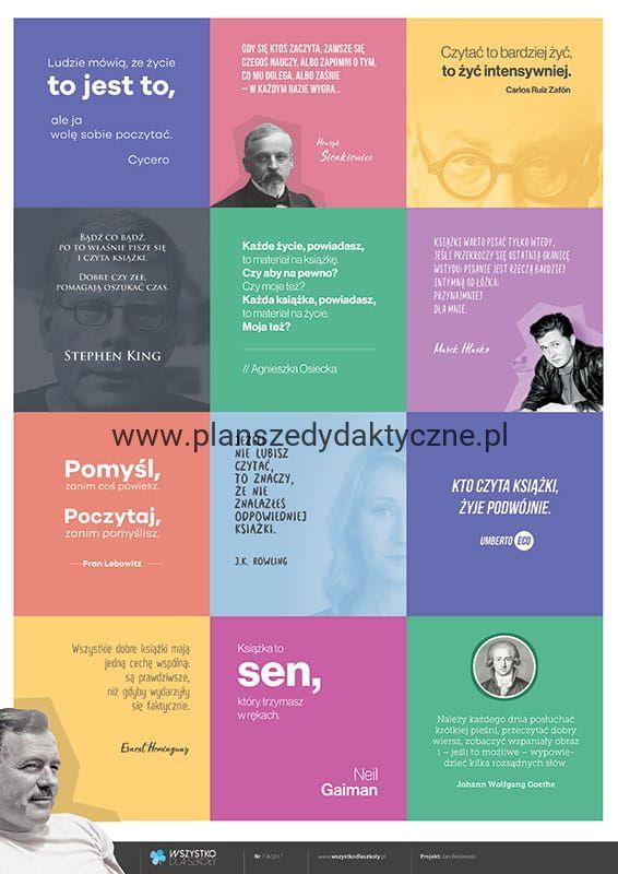 Cytaty Słynnych Pisarzy O Książkach
