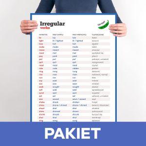 Pomoce Dydaktyczne Język Angielski Planszedydaktycznepl